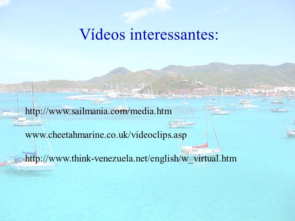 Vídeos interessantes: