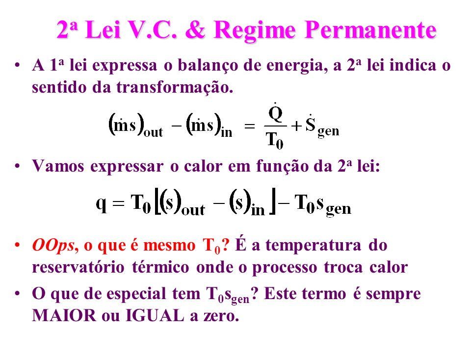 2a Lei V.C. & Regime Permanente
