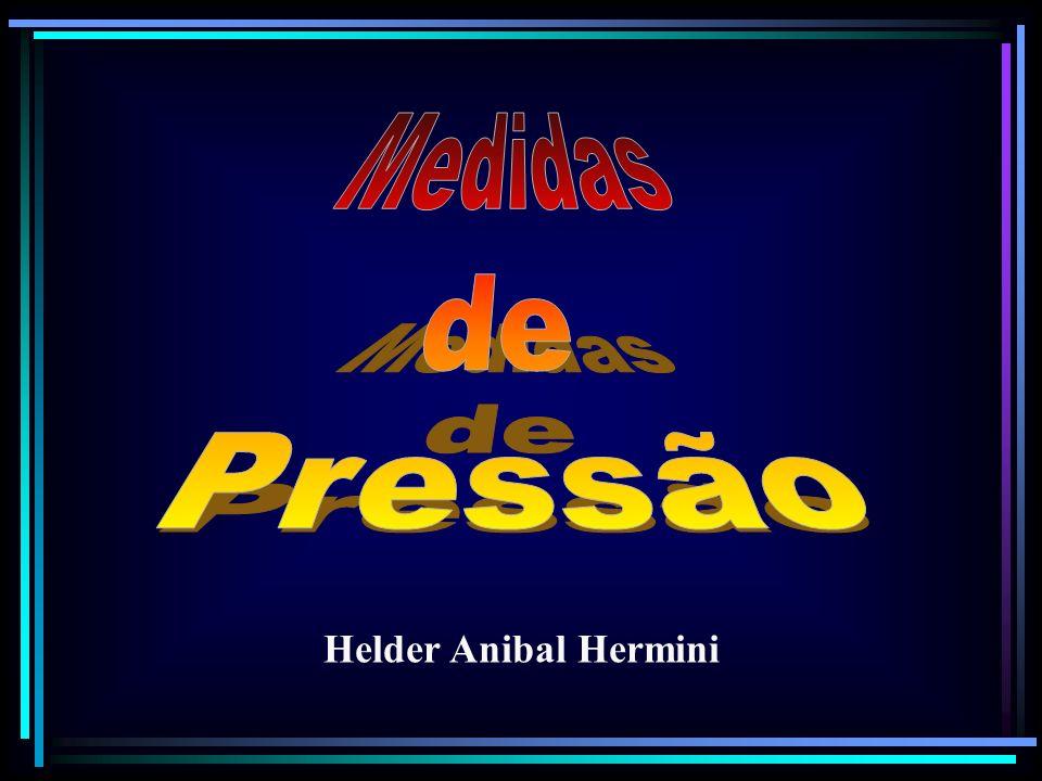 Medidas de Pressão Helder Anibal Hermini