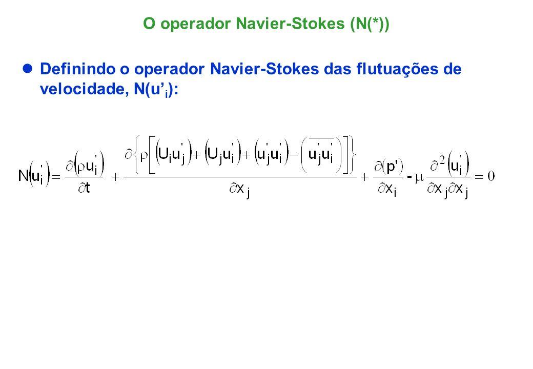 O operador Navier-Stokes (N(*))