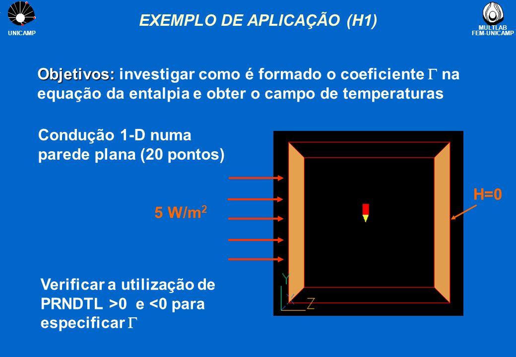 EXEMPLO DE APLICAÇÃO (H1)