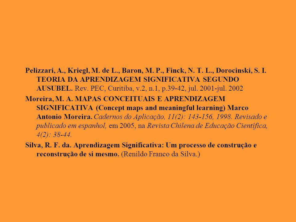 Pelizzari, A. , Kriegl, M. de L. , Baron, M. P. , Finck, N. T. L
