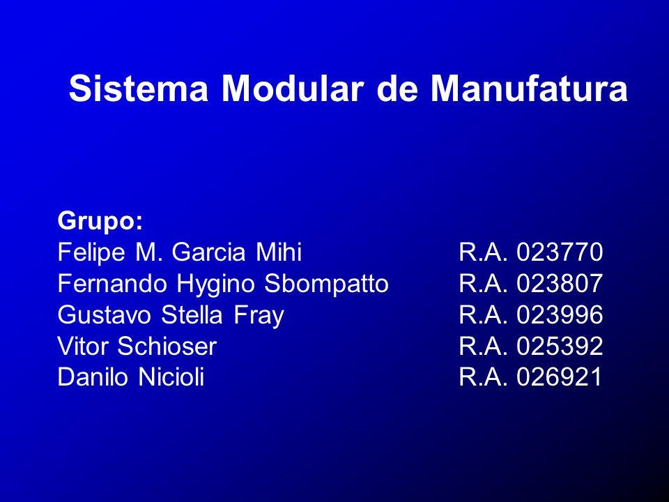 Sistema Modular de Manufatura