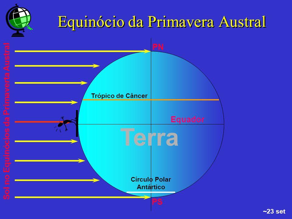 Equinócio da Primavera Austral