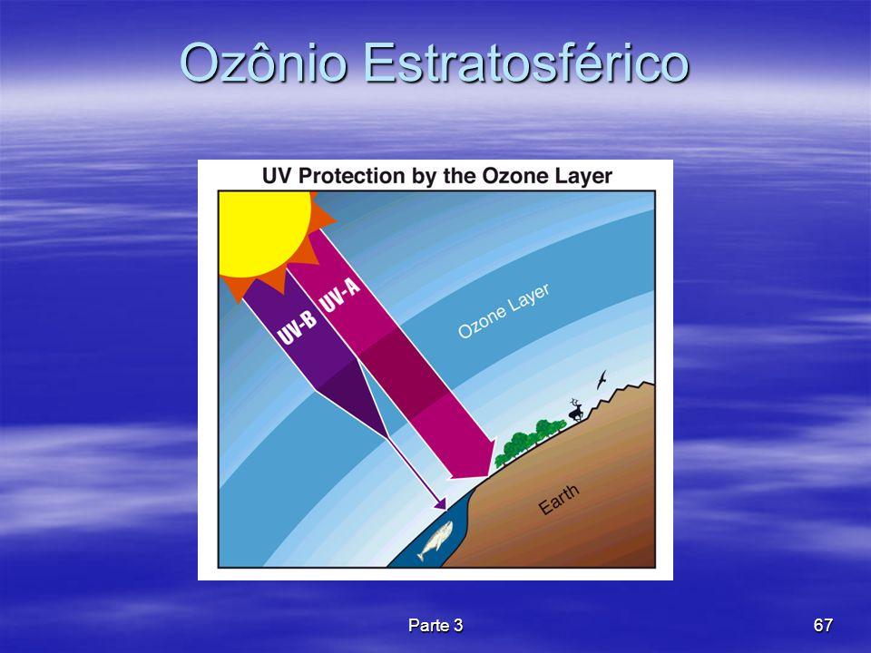 Ozônio Estratosférico