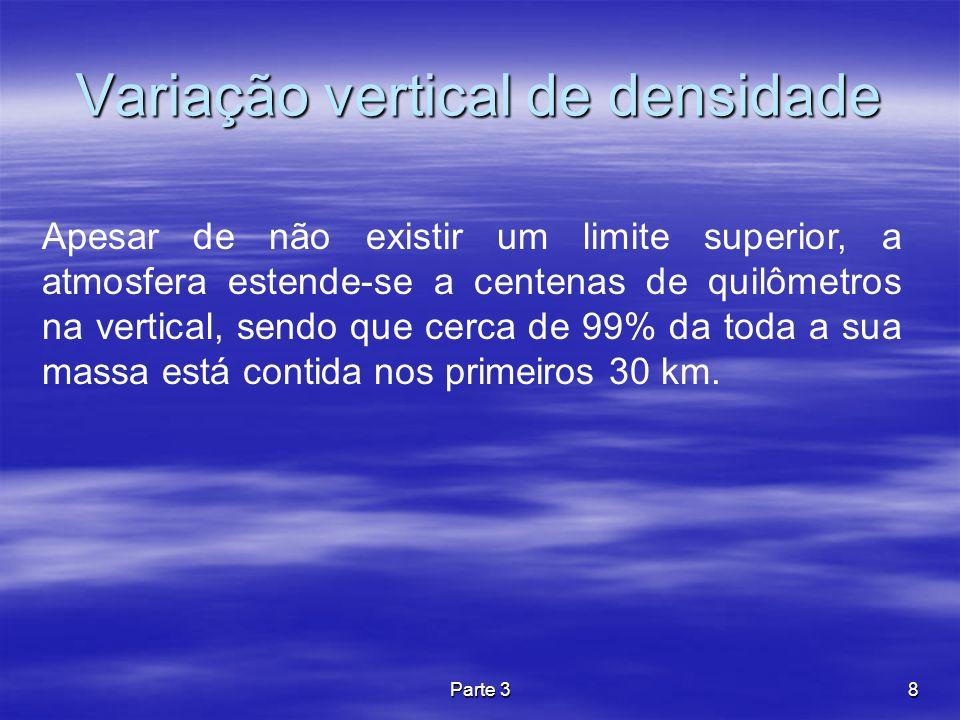 Variação vertical de densidade
