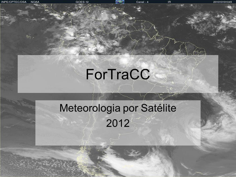 Meteorologia por Satélite 2012