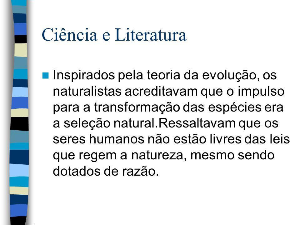 Ciência e Literatura