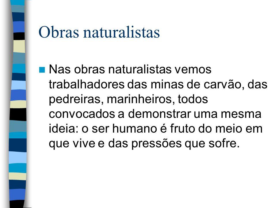 Obras naturalistas