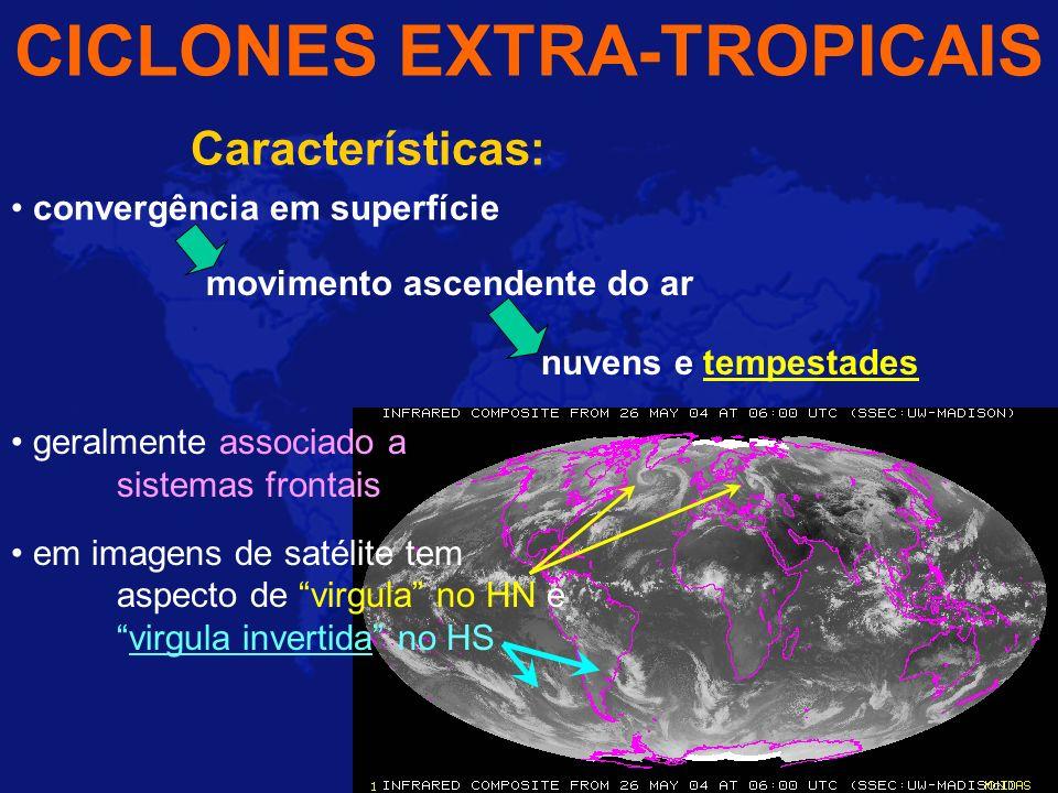 CICLONES EXTRA-TROPICAIS