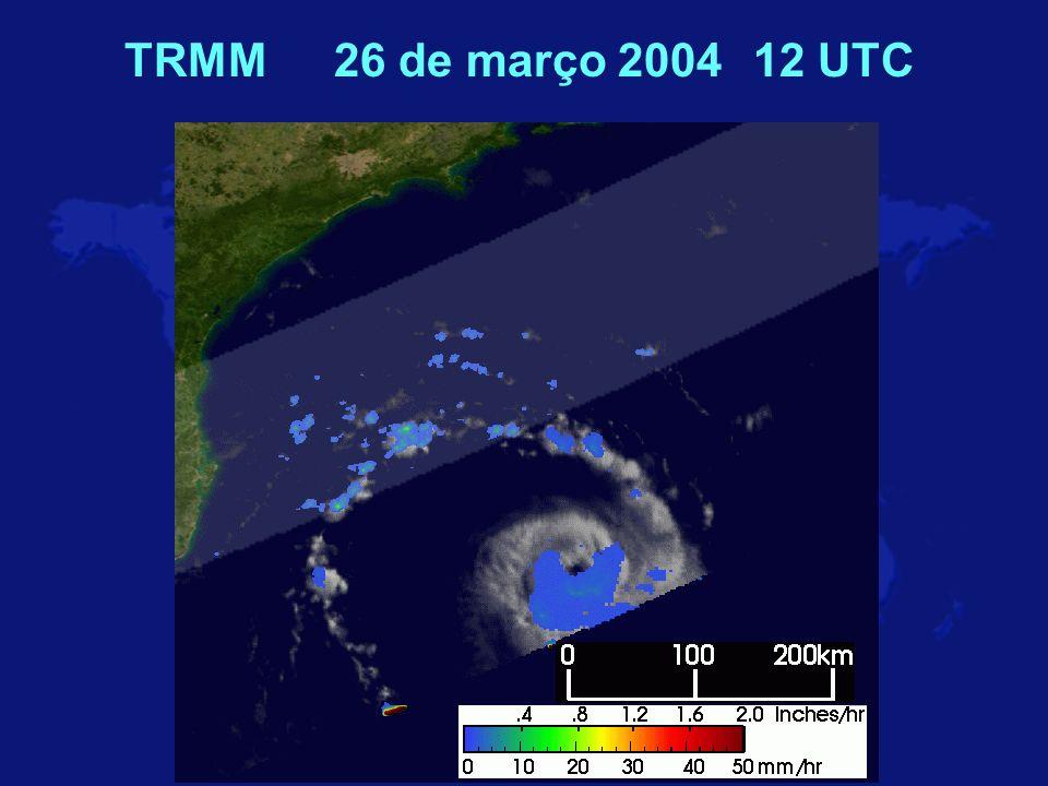TRMM 26 de março 2004 12 UTC