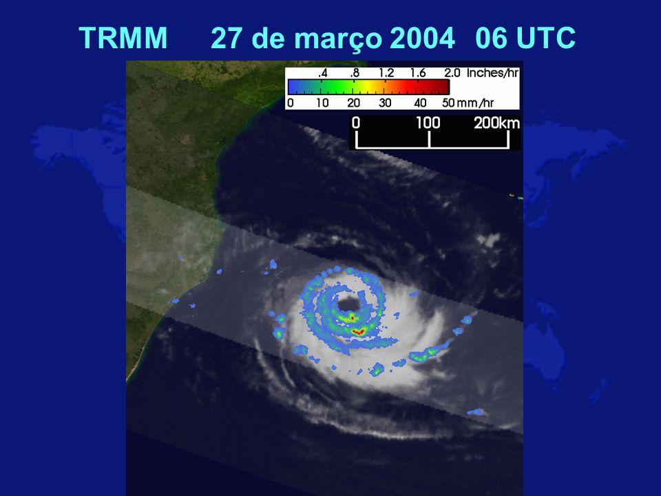 TRMM 27 de março 2004 06 UTC