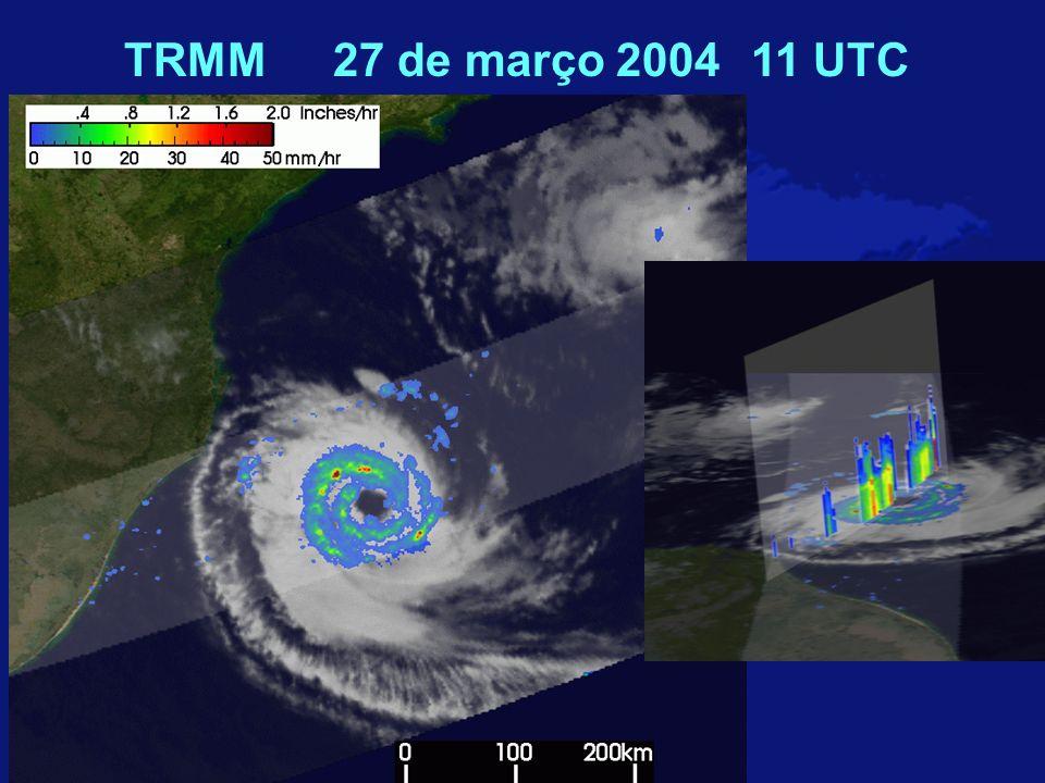 TRMM 27 de março 2004 11 UTC