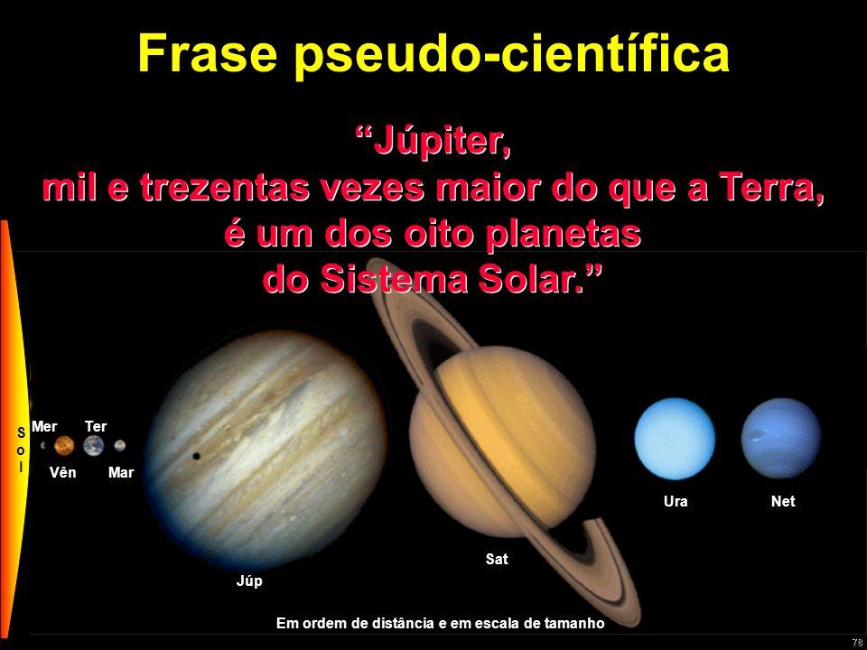 Frase pseudo-científica