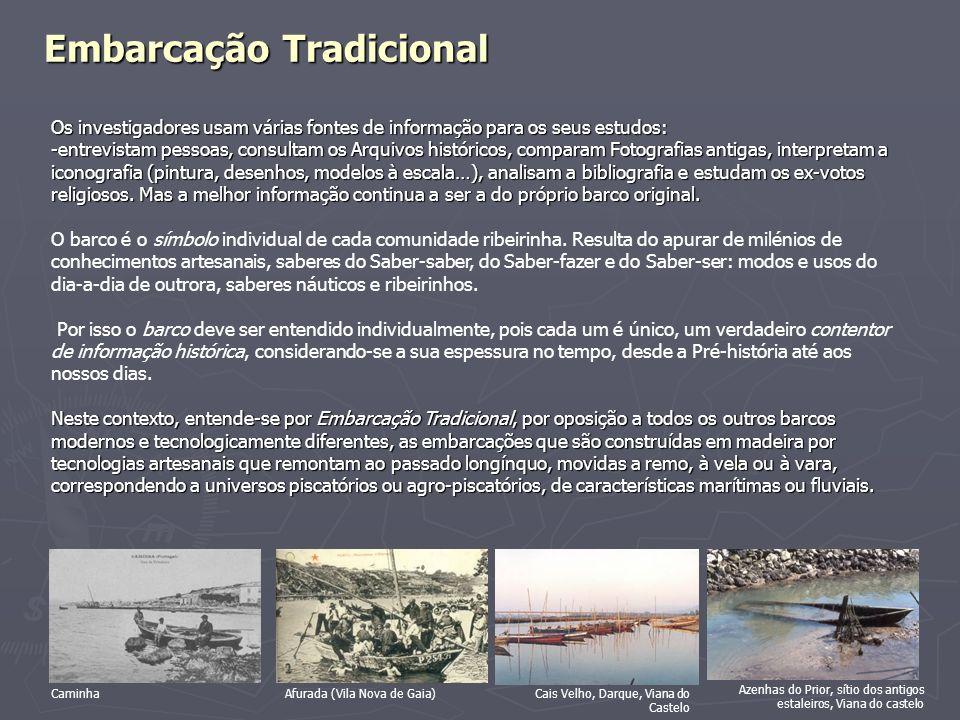 Embarcação Tradicional