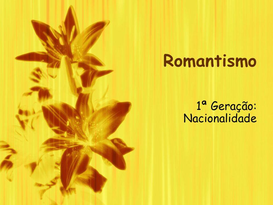 1ª Geração: Nacionalidade