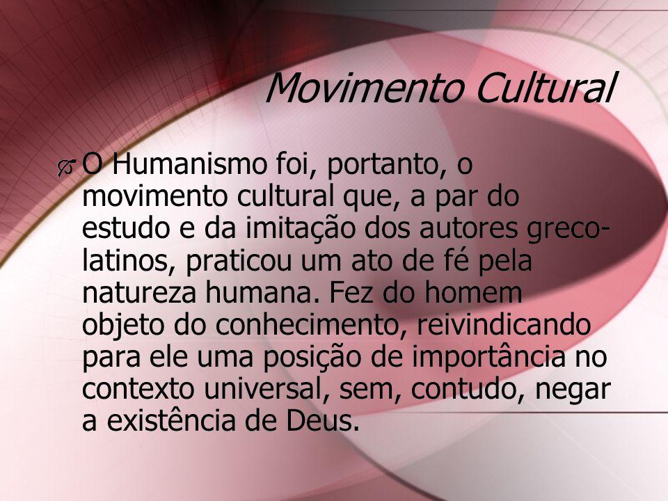 Movimento Cultural