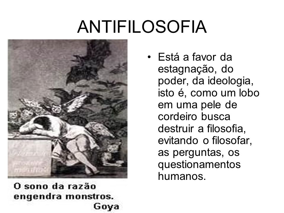 ANTIFILOSOFIA