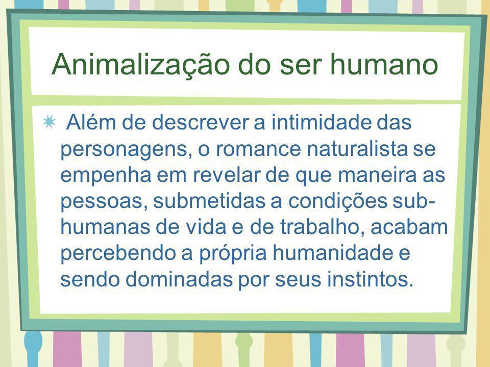 Animalização do ser humano