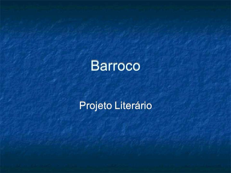 Barroco Projeto Literário