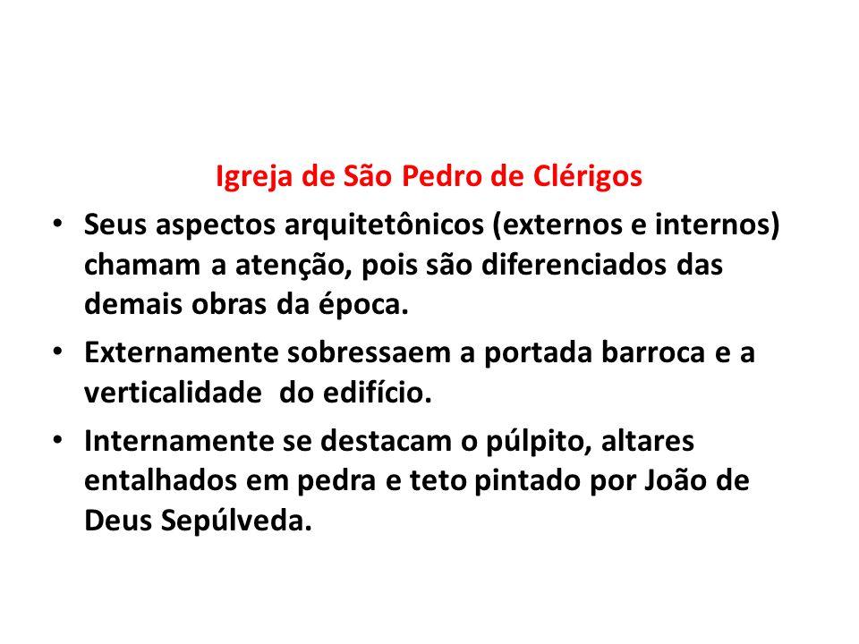 Igreja de São Pedro de Clérigos