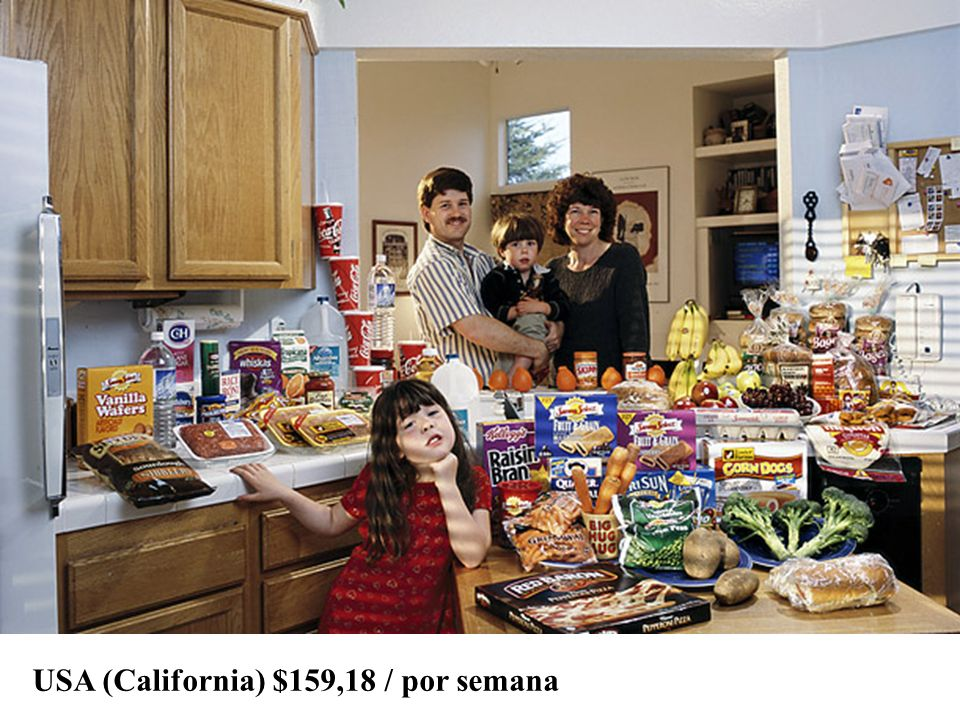 USA (California) $159,18 / por semana