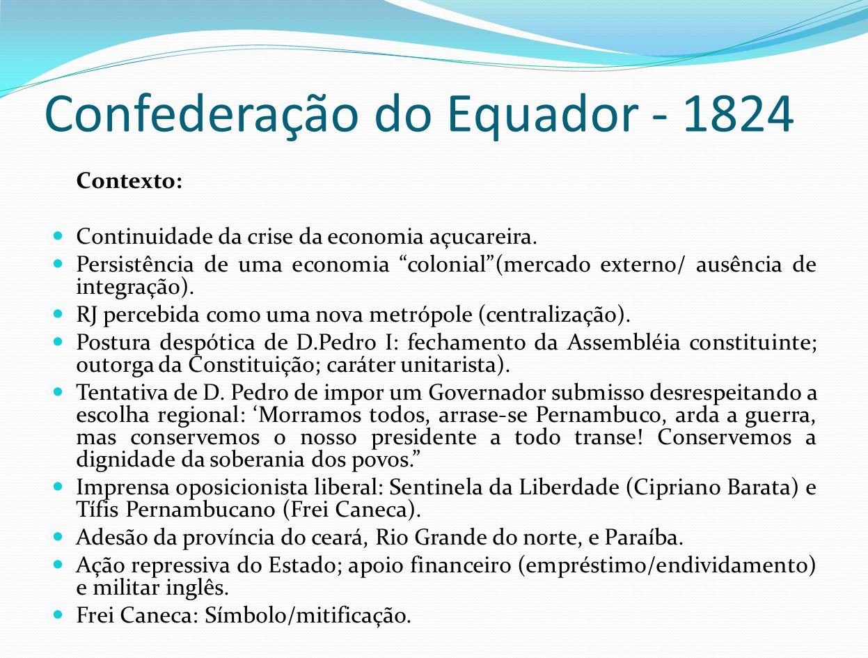 Confederação do Equador - 1824