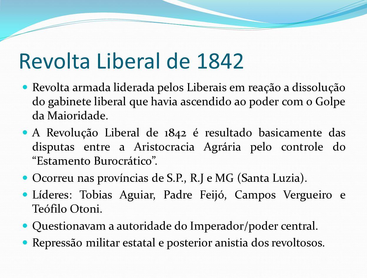 Revolta Liberal de 1842