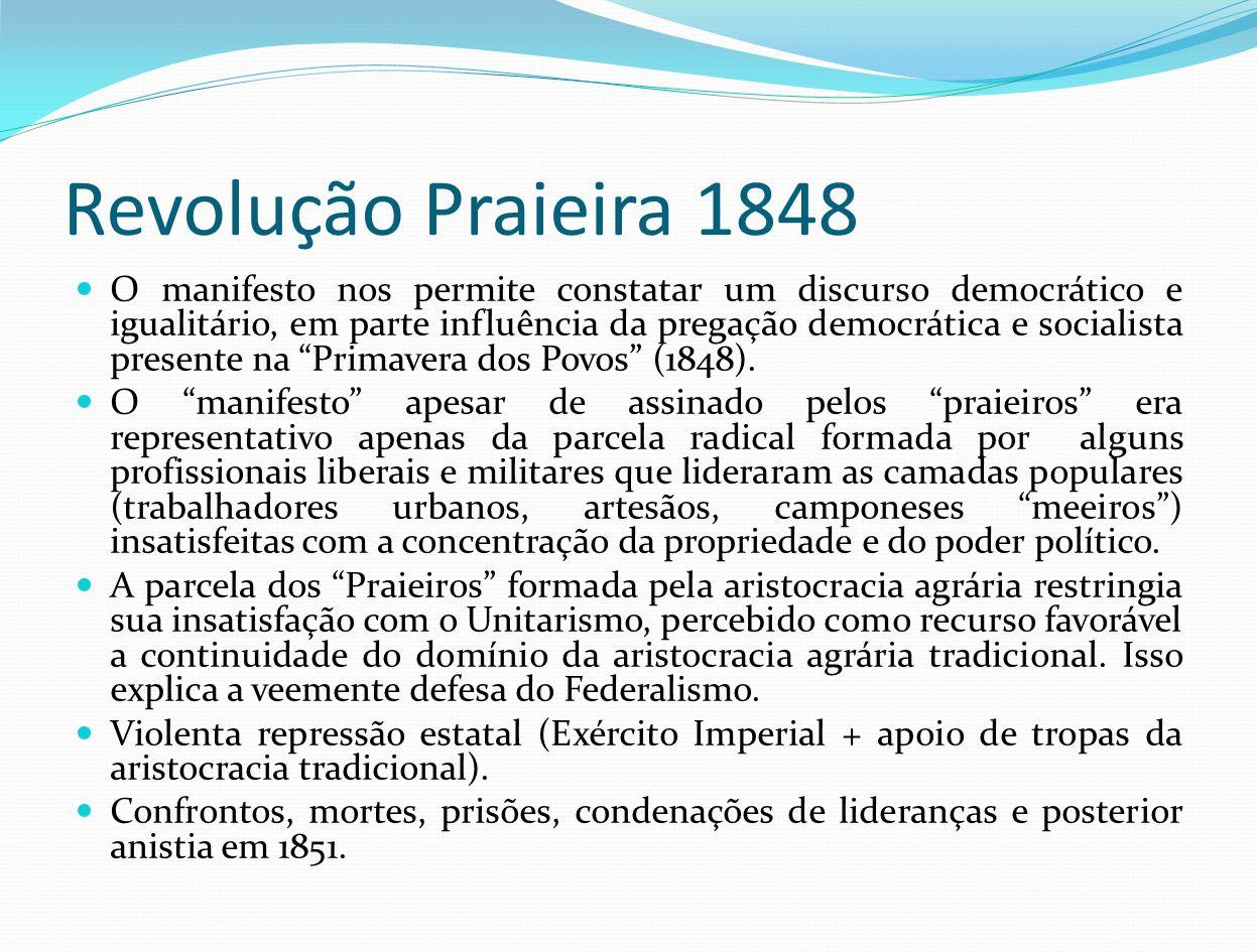 Revolução Praieira 1848