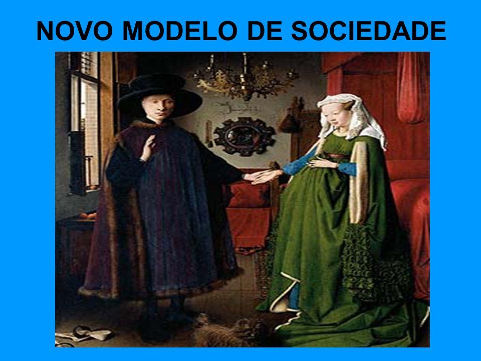 NOVO MODELO DE SOCIEDADE