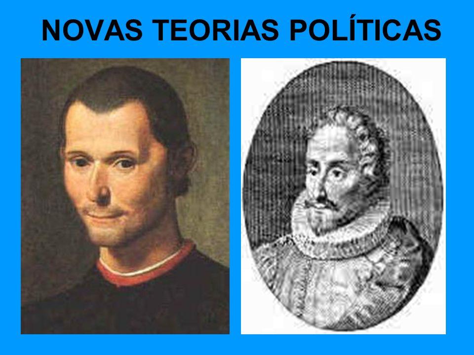 NOVAS TEORIAS POLÍTICAS