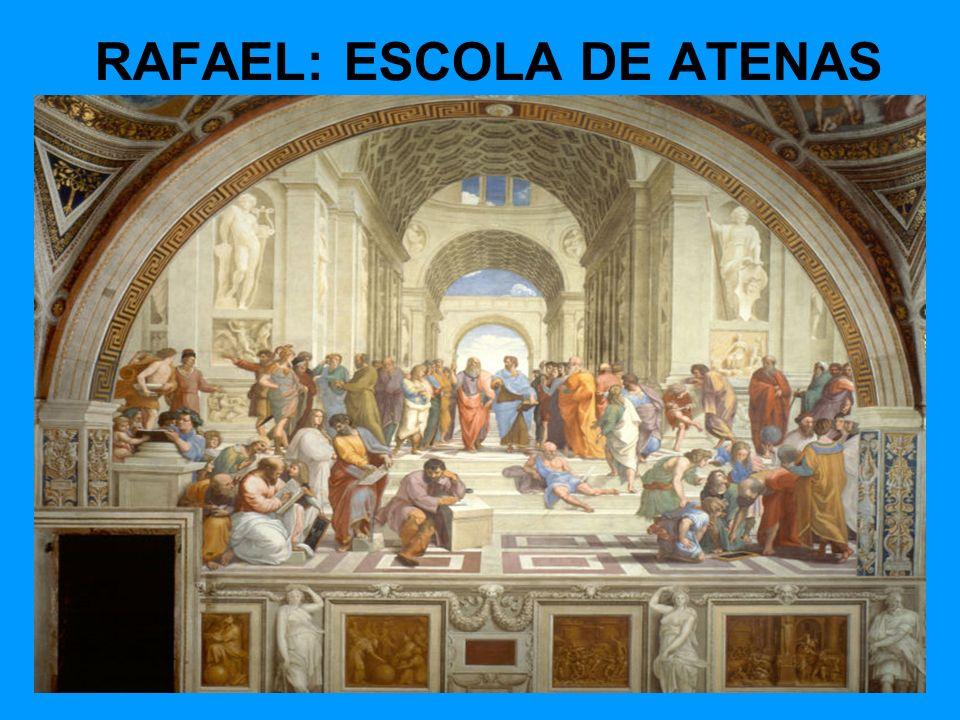 RAFAEL: ESCOLA DE ATENAS