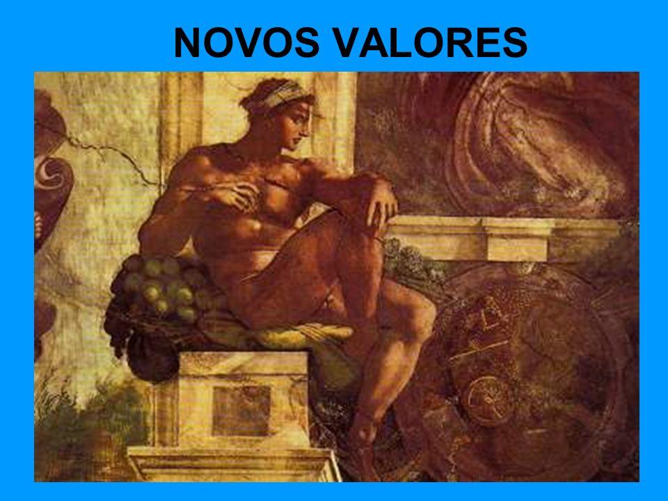NOVOS VALORES