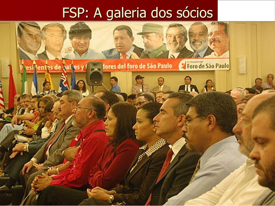 FSP: A galeria dos sócios