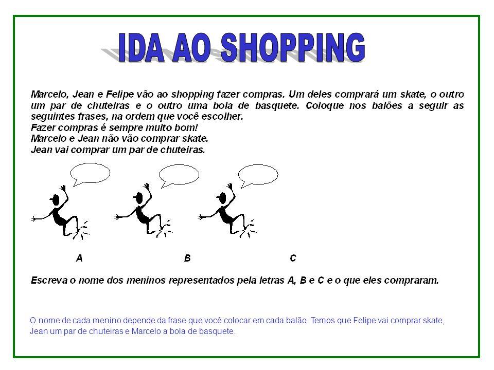 IDA AO SHOPPING