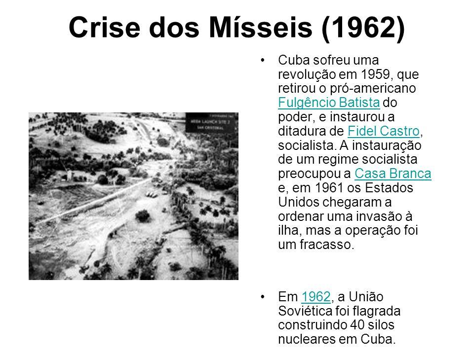 Crise dos Mísseis (1962)