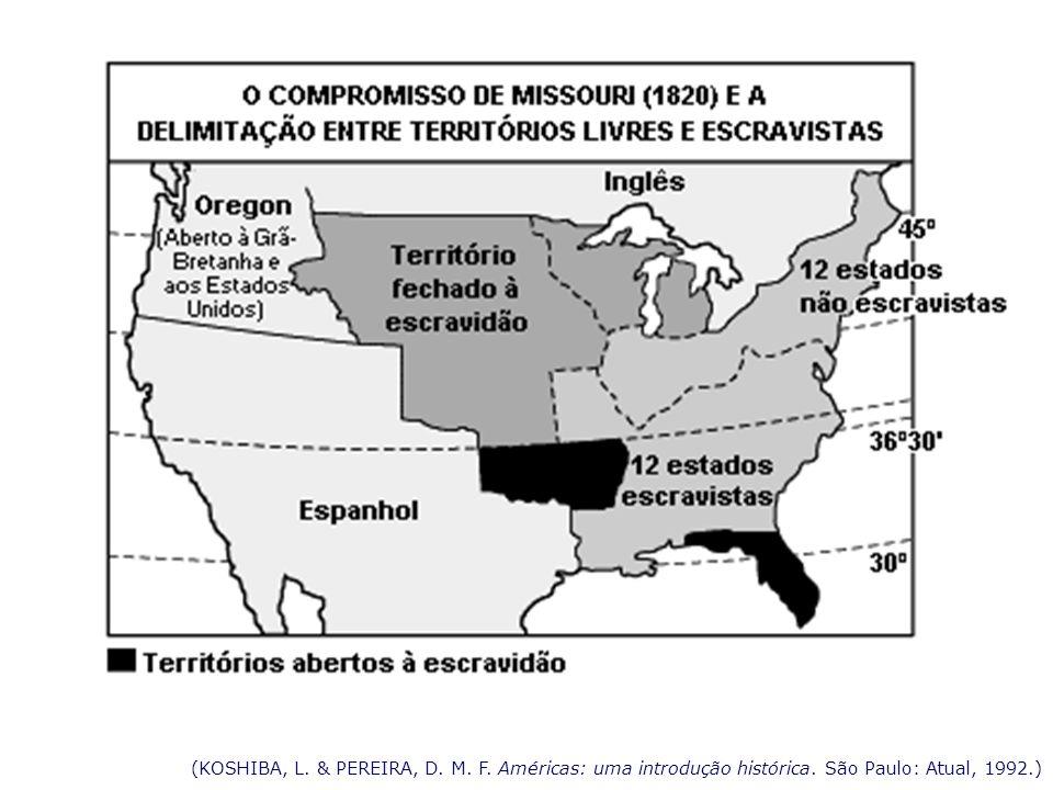 (KOSHIBA, L. & PEREIRA, D. M. F. Américas: uma introdução histórica
