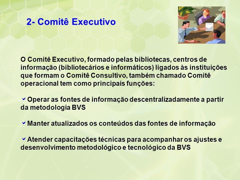 2- Comitê Executivo