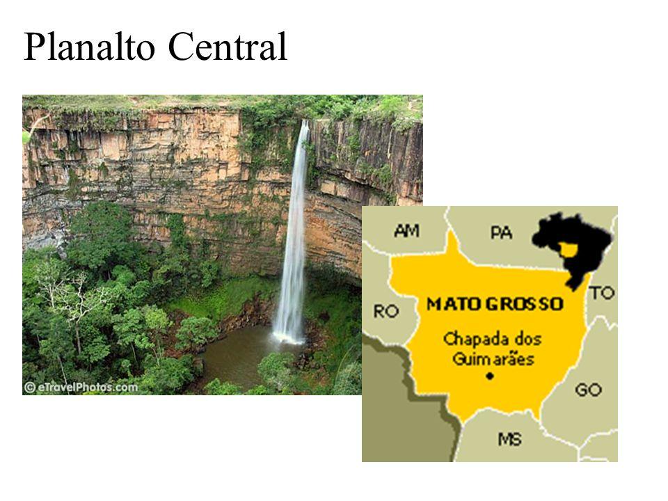 Planalto Central Chapada dos Guimarães