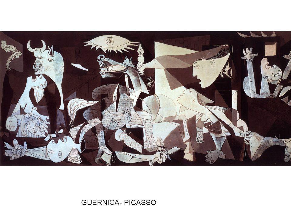GUERNICA- PICASSO