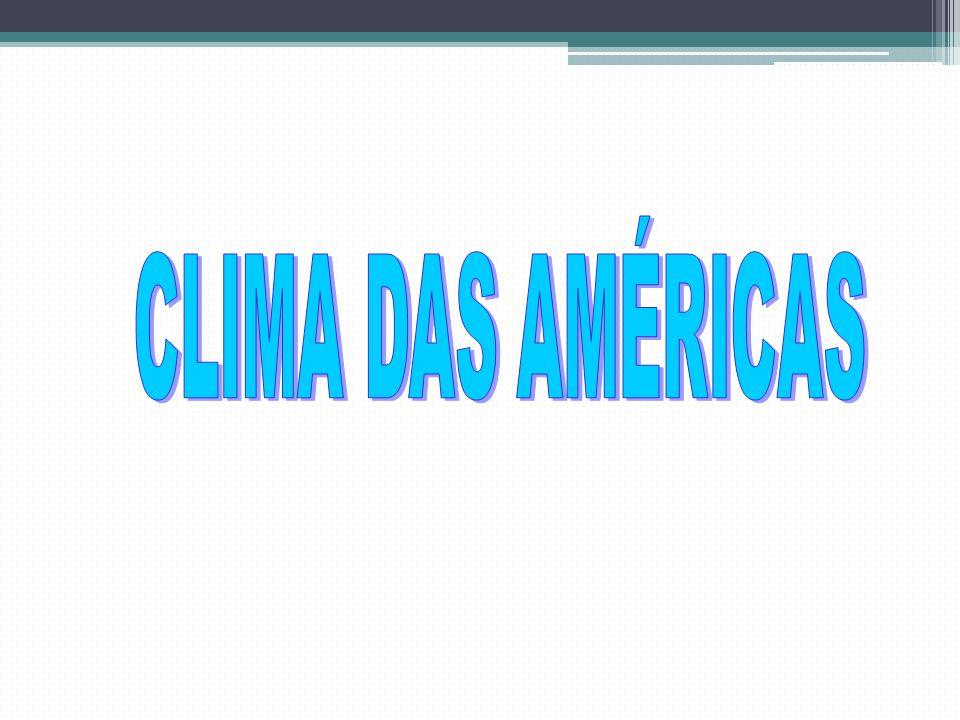 CLIMA DAS AMÉRICAS