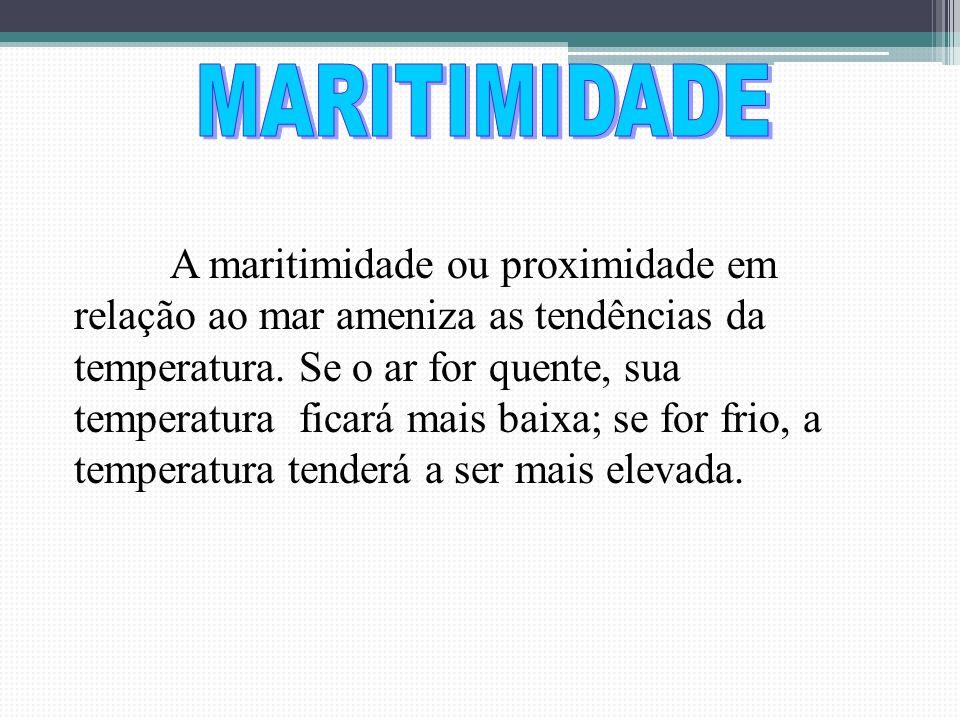 MARITIMIDADE