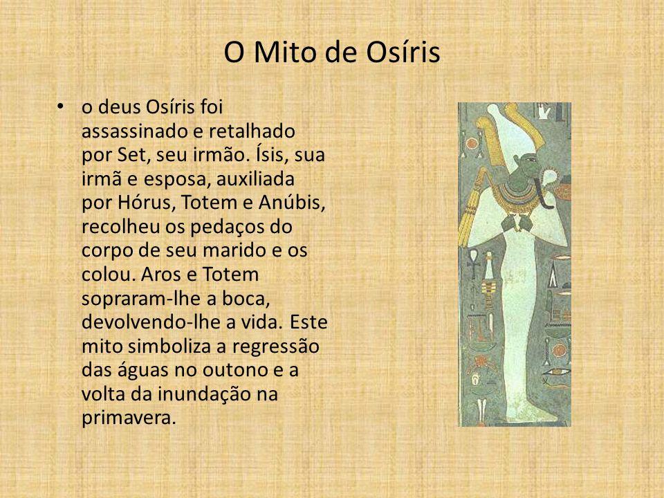 O Mito de Osíris