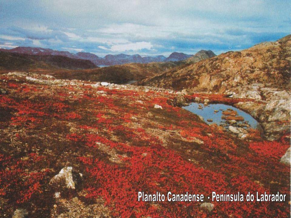 Planalto Canadense - Península do Labrador