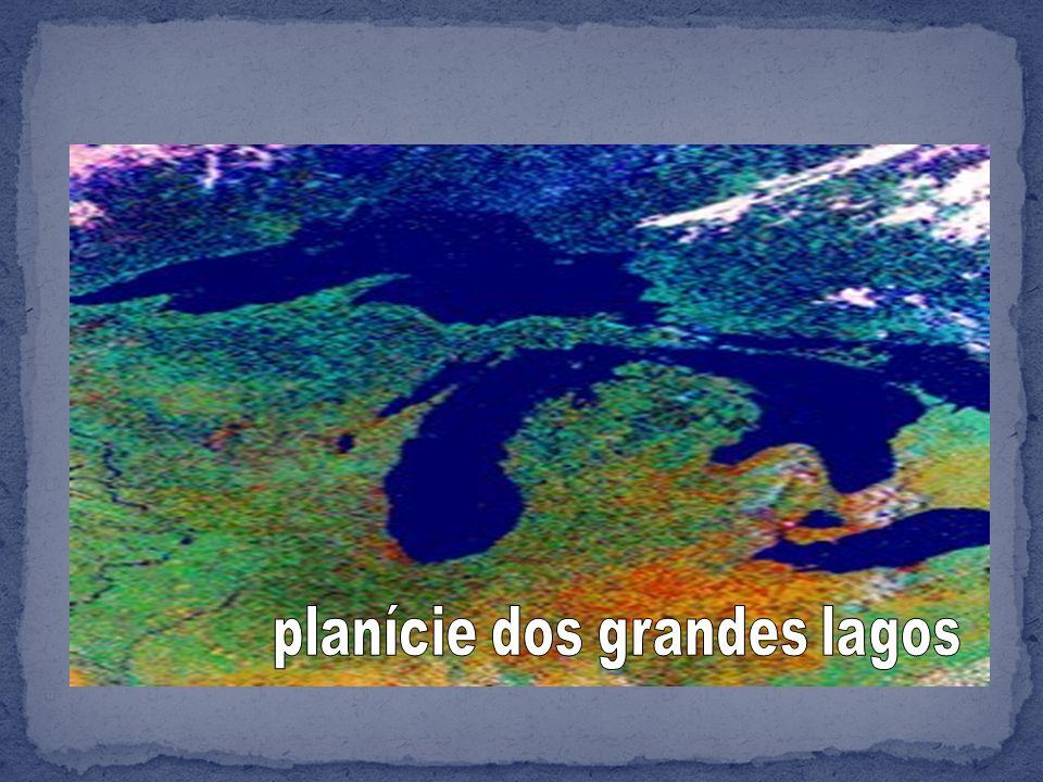 planície dos grandes lagos