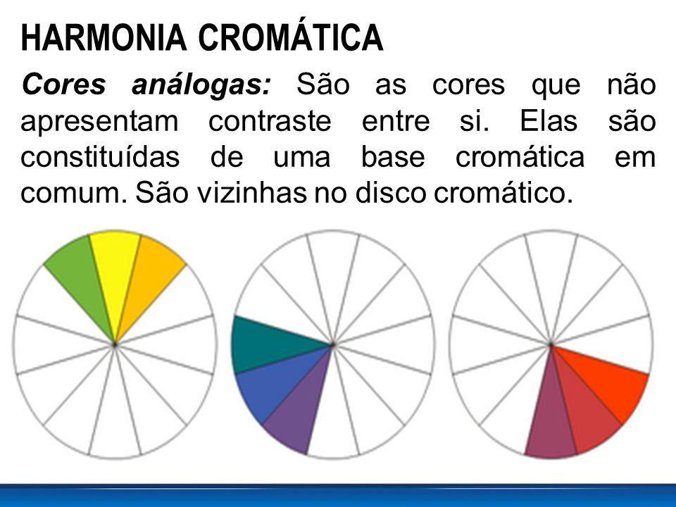 HARMONIA CROMÁTICA