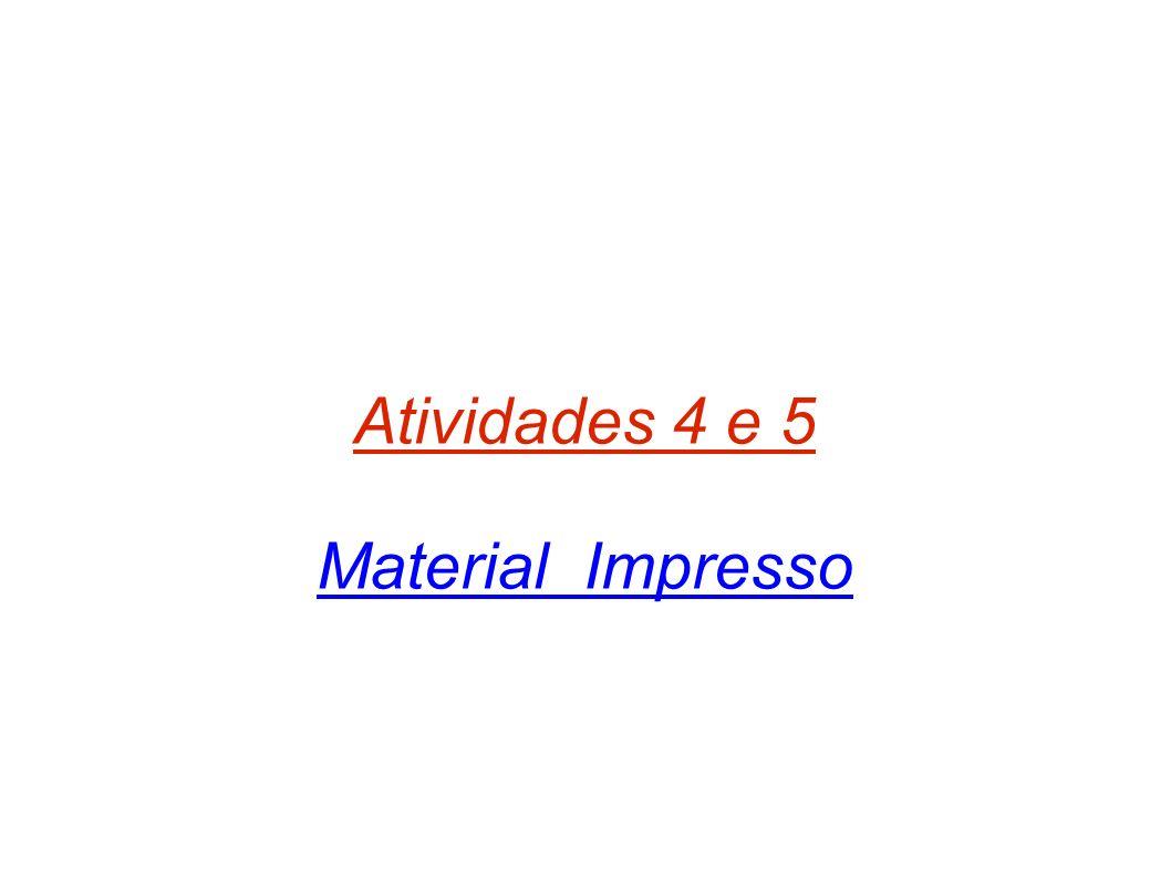 Atividades 4 e 5 Material Impresso 52 52