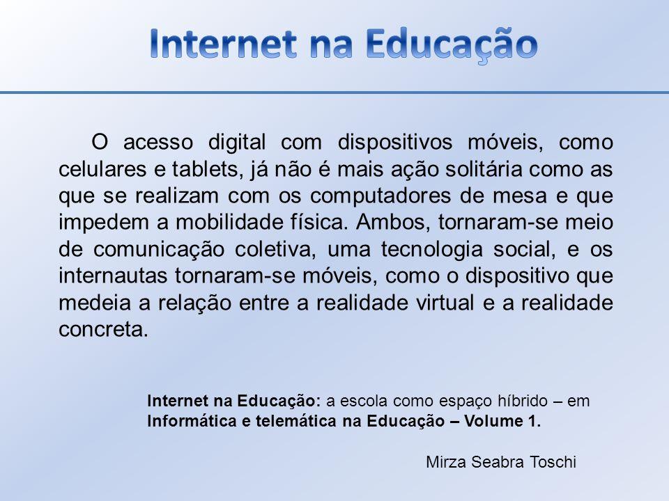 Internet na Educação
