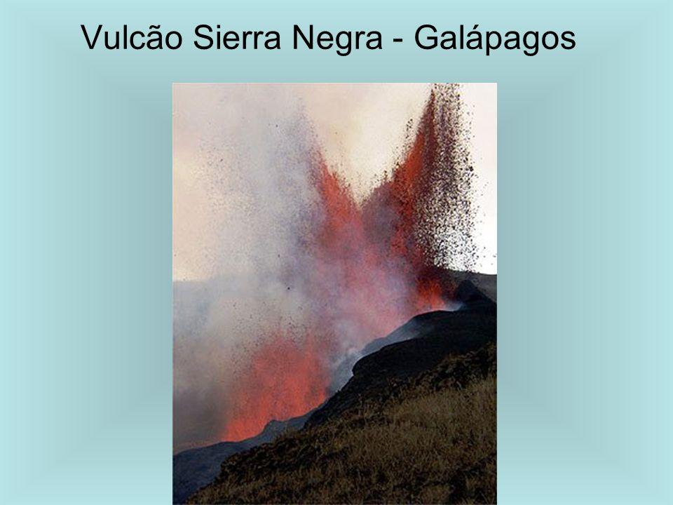 Vulcão Sierra Negra - Galápagos