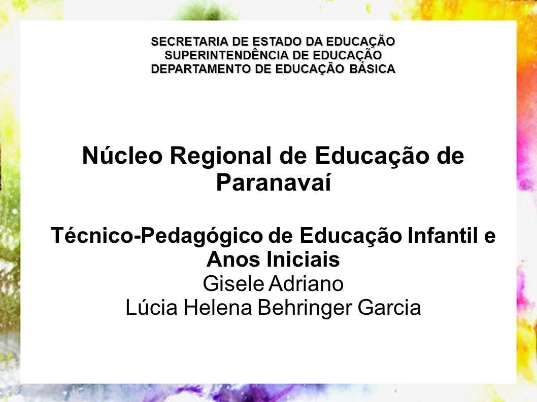 Núcleo Regional de Educação de Paranavaí